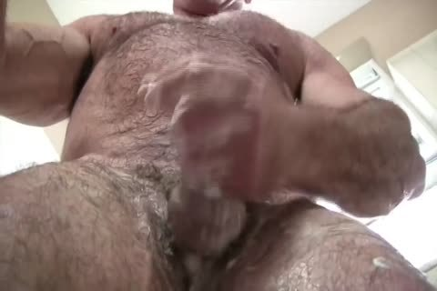 juicy Muscle Daddy Mikey Shower jack off & cum