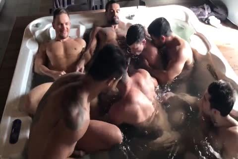 Two uncut porn stars fucking each other