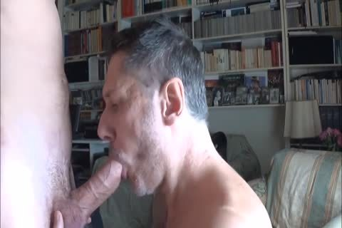 daddy Worships Feet And Sucks 10-Pounder