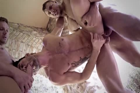 raw Muscle Sex In The outdoors