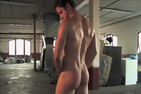 Legend guys Gavin Wolfe 01 (Jeremiah Sanchez) - Warehouse wank Solo
