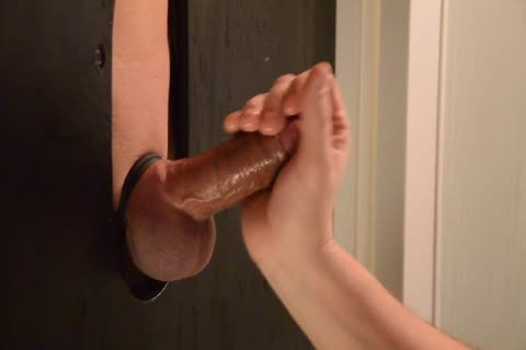 A Hard penis To enjoy In A Gloryhole
