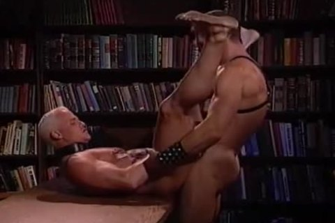 lustful Large Dicked College ramrods - Scene 5