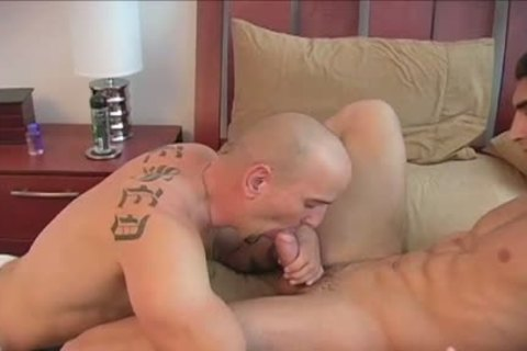 Jay And Nickolay Have A Great Sodomy Session
