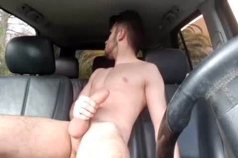 Incredible gay clip With Outdoor, amateur Scenes