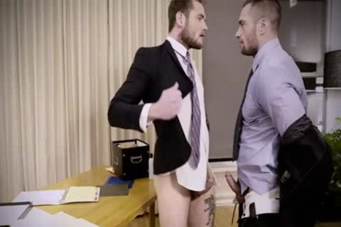 Tattoo homo butthole sex with cumshot