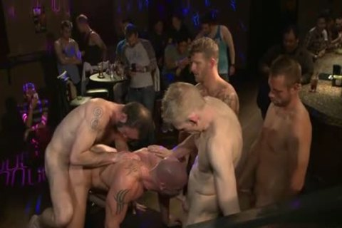 Muscle homo fastened And ejaculation