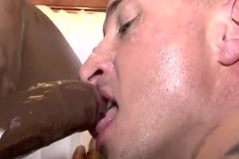 Painfully raw sex with wild darksome ghetto