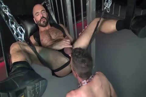 nude Leather Fuckers - Scene 1