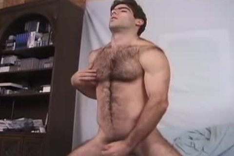Gay muscle men fucking bareback