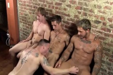 naked PARTY II-CAMERON-CARMINE-DAMIAN & KYLE
