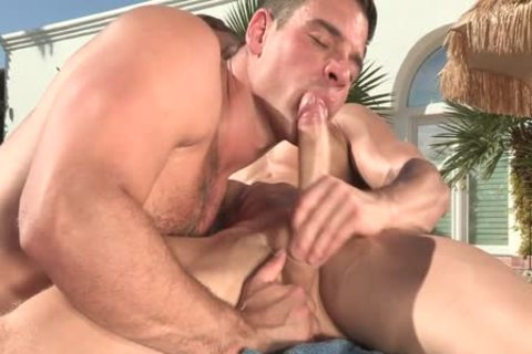 Derek Atlas And Darius Ferdynand Poolside Flip Flop