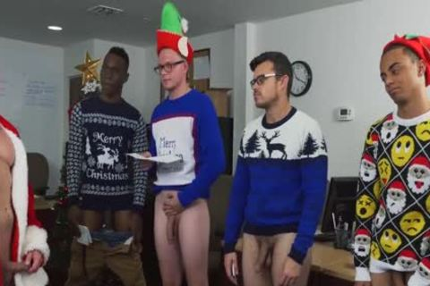 GRAB arse - A Very homosexual Holiday special!