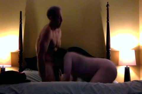 older Hung Top Is plowing raw A Younger man