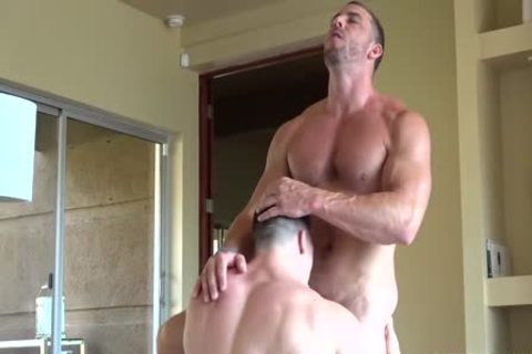 Juicy muscle sex