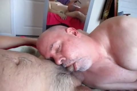Gobbling On taskmaster str8 master's cock. Two Loads Taken.