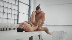 Snap! - Derek Allan with William Seed Muscle Sex