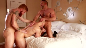 nice-looking chap - Dirk Caber, John Magnum anal fuck