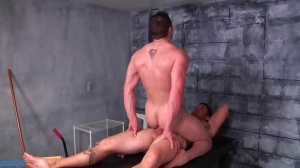 naked neighbour - Sebastian juvenile with Jake Wilder pooper Nail