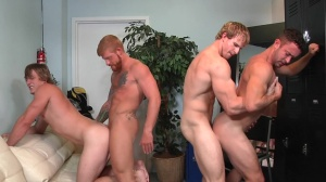 Swingers - Cameron Foster with Bennett Anthony anal Love