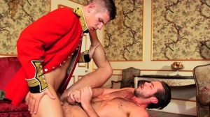 A Royal Fuckfest - Paul Walker with Mike De Marko ass Hump