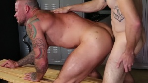Confessions Of A Straight man - Sean Duran and Jackson Traynor anal Hook up