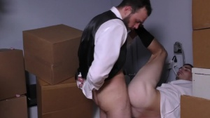 Runaway Groom - Cliff Jensen with Damien Kyle butthole Love