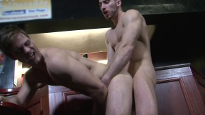 Cruising video 4 - Gabriel Clark and Leo Domenico anal Hook up