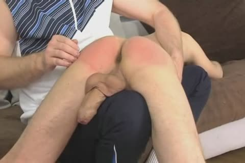 old Daddy Spanks twink