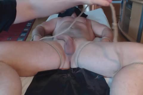 An gripping penis And Prostate Massage