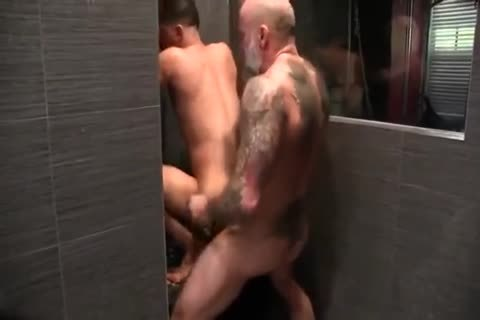 daddy & Son Shower