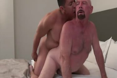 Juliano And German dad plow raw