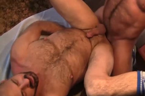 Topher And Trace fuck bare