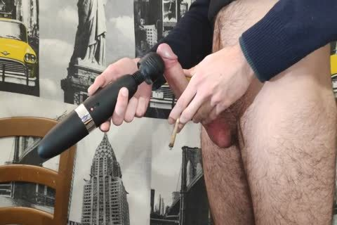 extraordinary cum With Vibe - Edging Session