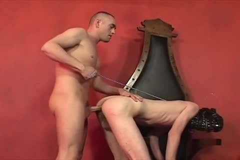 Cuffed And Stuffed homo bdsm Story