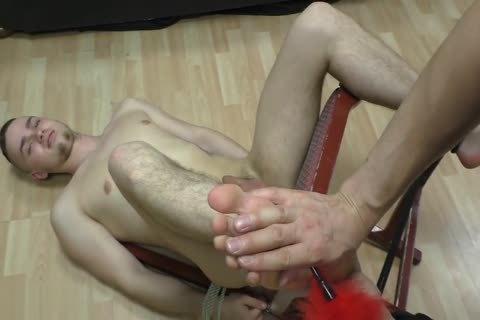 Joddy Feet Tickle punishment - Russian