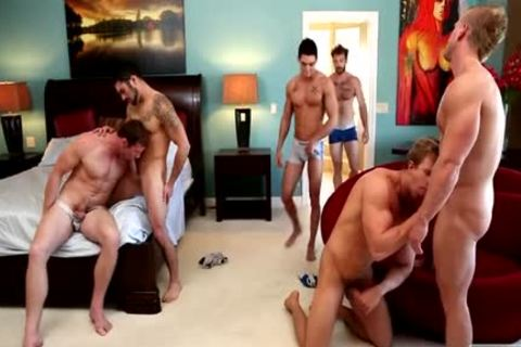 Multiple Options With 7 dudes