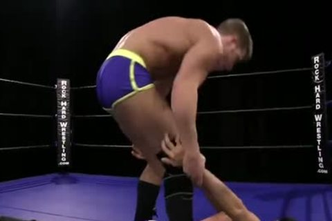 Rockhardwrestling Alex Waters Vs Justin Silver