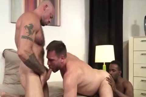 Sharing gigantic dick