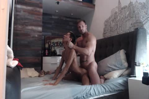 Little oriental lad banged By Daddy