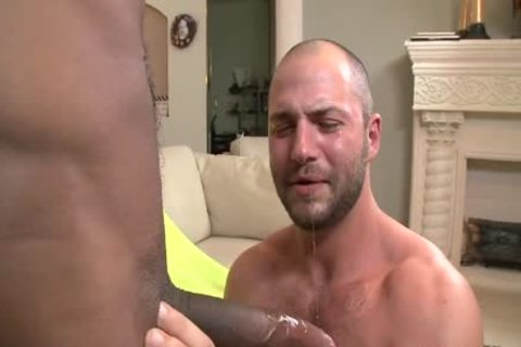 This lad Likes Getting screwed By biggest darksome wang