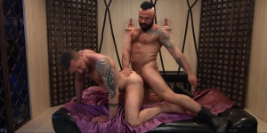 Art Of Domination - Jessy Ares & Tyler Berg anal Love