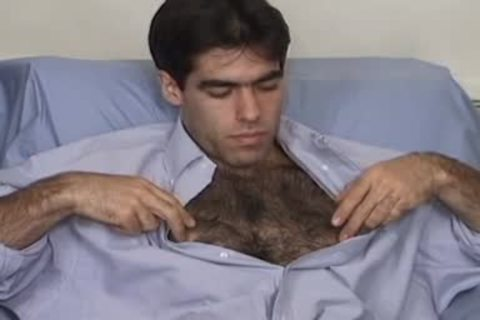 HairyJocksVideo - lusty Dave & His Dildo_1