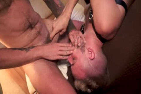 group pound In A Cheap Motel