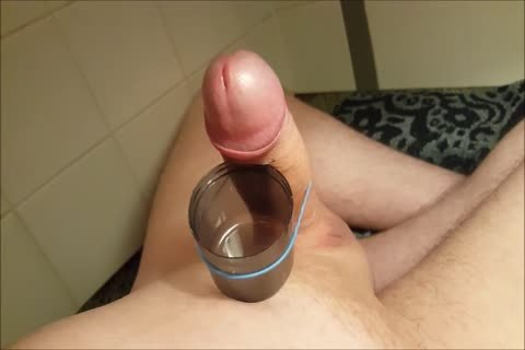 Edging And Filling A Cup With love juice