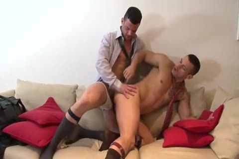 Spanish Hunks In Suits With throbbing cocks bang