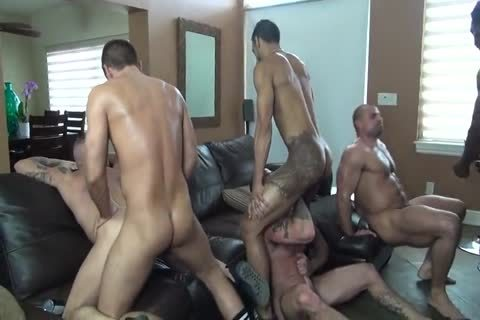 unprotected bawdy plowing orgy