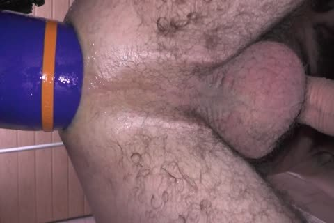 unfathomable ass butthole Wrecking With biggest dildo