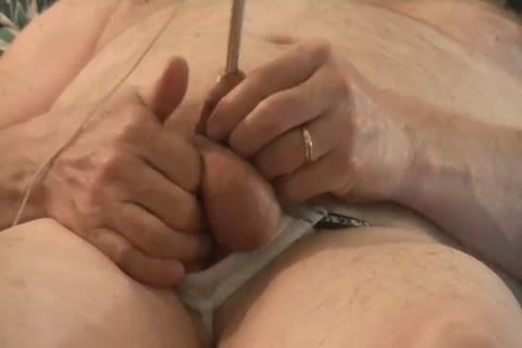 Rob12953, Inserting Sound weenie In cock To Reach large O