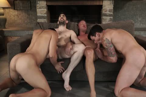 Logan And Max Breed Dakota And Ken - Full Scene